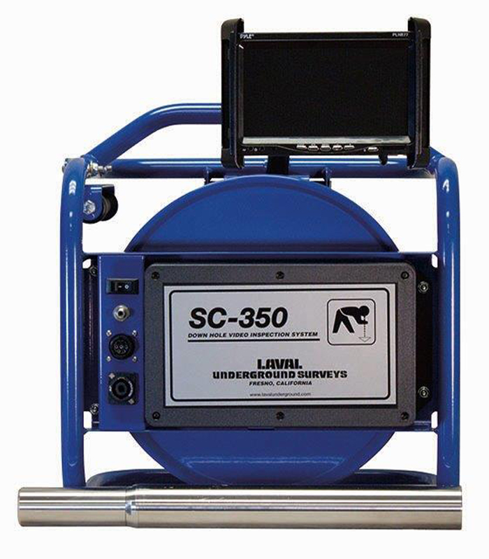 SC-350 System for Water Wells and Boreholes of Depths up to 350 Feet