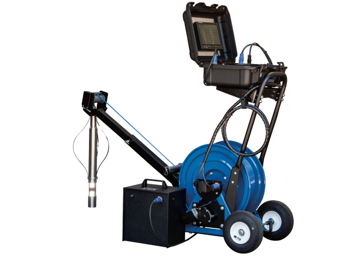 R-CAM 1300 Portable Borehole Camera for Water Wells