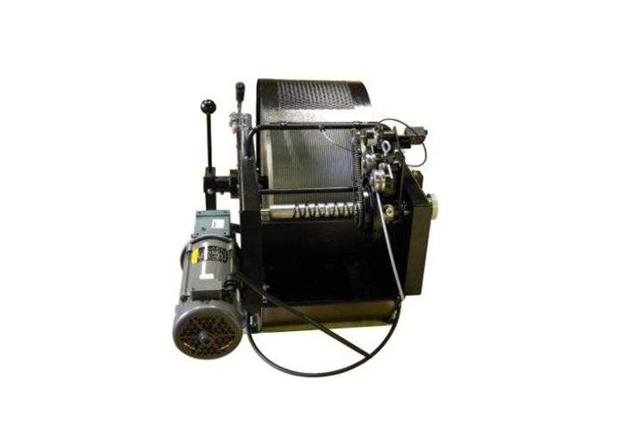 Model 40 Winch Includes Level Wind for Borehole or Water Well Cameras