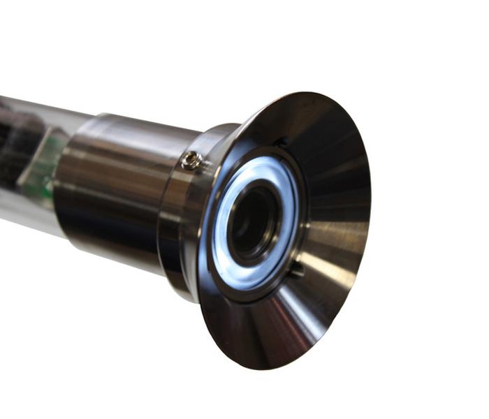 R-CAM 1000 Lens Shield for Direct Illumination in Boreholes