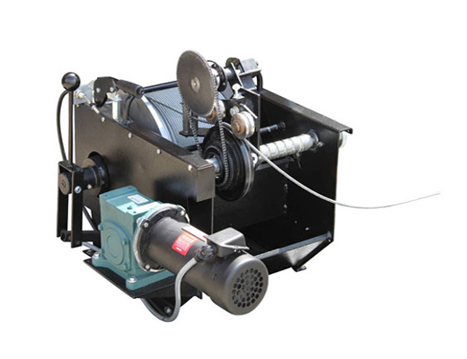 Model 25 Winch for Borehole and Water Well Cameras