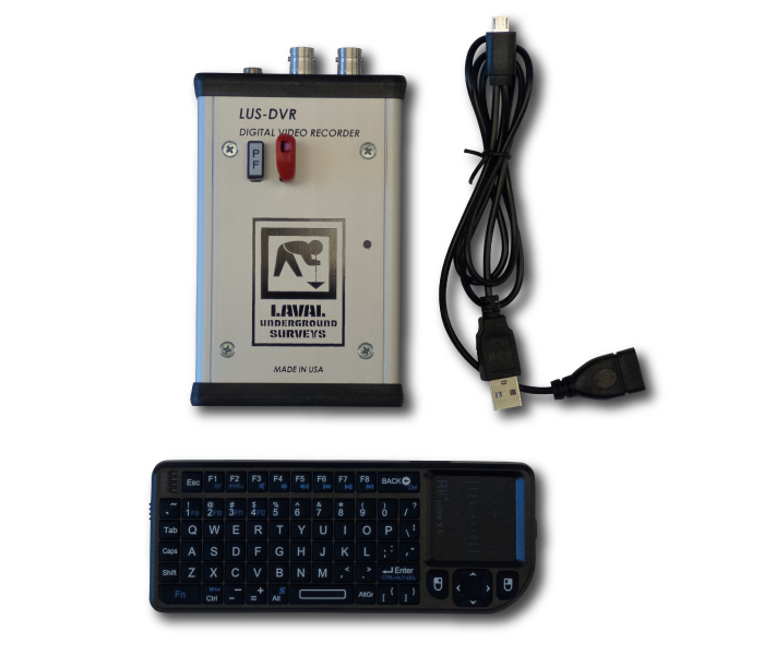 LUS-DVR Digital Recorder for Vehicle Mounted Systems