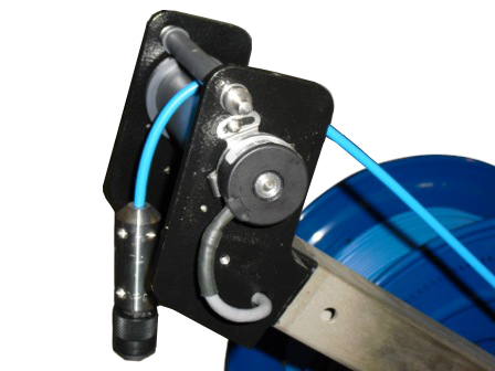 Electronic Encoder for Accurate Footage of Boreholes and Water Wells