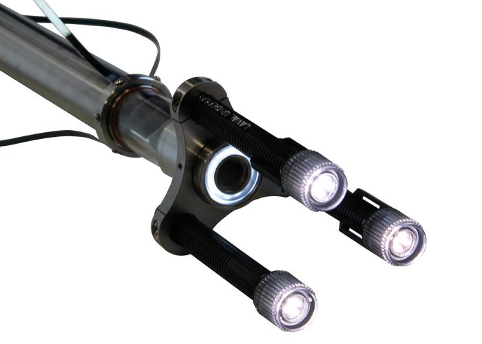 R-CAM TriLight on Water Well Camera