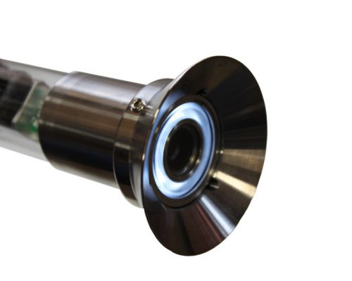 R-CAM 1000 Lens Shield for Direct Illumination in Boreholes