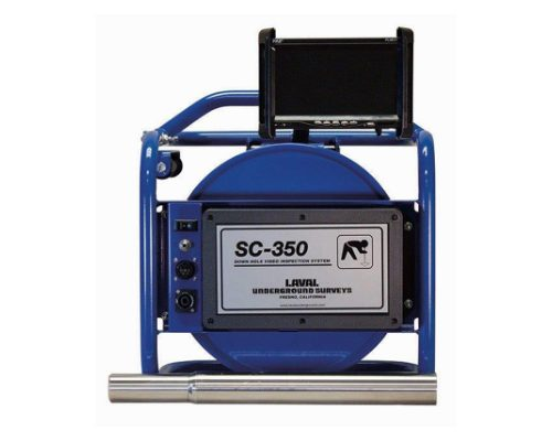 SC-350 Portable Water Well Camera